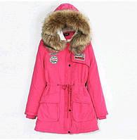 Парка женская зимняя куртка парка 7 цветов