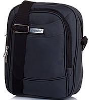 Универсальная мужская  спортивная сумка на плечо ONEPOLAR(ВАНПОЛАР) W5205-grey