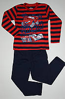Пижама для мальчика (тачки)