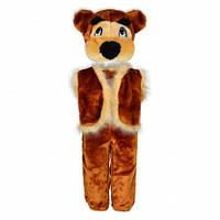 Детский карнавальный костюм Медведя 3-5лет