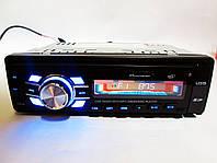 Автомагнитола Pioneer 3600U Usb+Sd+Fm+Aux+ пульт, фото 1