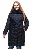 Пальто женское зимнее Maria Пальто батал больших размеров