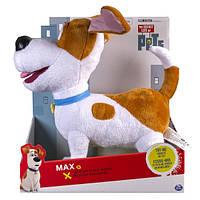 Мягкая игрушка Макс  Тайная жизнь дом животных Spin Master