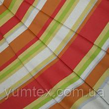Декоративная ткань Чарли, цвет оранжевый
