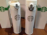 Термос бутылка Нержавеющая сталь Starbucks  H-500   500 мл   Акция !!!