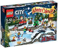 LEGO® City Рождественский календарь 2015 года