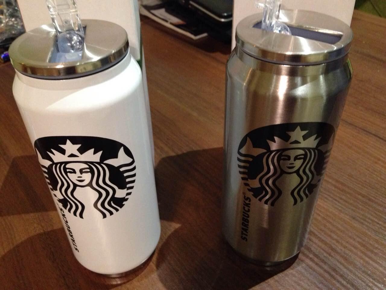 Термос бутылка Нержавеющая сталь Starbucks  H-184   500 мл   Акция !!! - КОЛОНИАЛЬНЫЕ ТОВАРЫ в Киеве