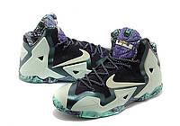 Баскетбольные кроссовки Nike LeBron XI 11 All Star Gator King, фото 1