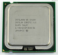 Intel Core2 Duo E4600 2.4GHz/2M/800 s775 Гарантия