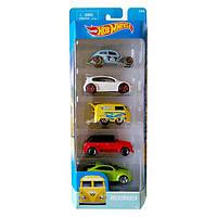 Подарочный набор автомобилей Hot Wheels