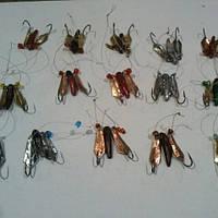 Блесна зимняя Батерфляй (Бабочка), фото 1