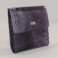 Маленький женский кожаный кошелек Desisan 067-310 фиолетовый лаковый, расцветки, фото 1
