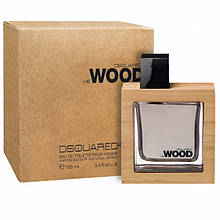 Dsquared2 He Wood туалетная вода 100 ml. (Дискваред 2 Хи Вуд)