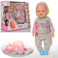 Интерактивная кукла-пупс BABY Born 8001-9 (в коробке), фото 1