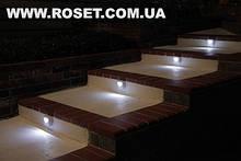 LED светильник с датчиком движения MightyLight