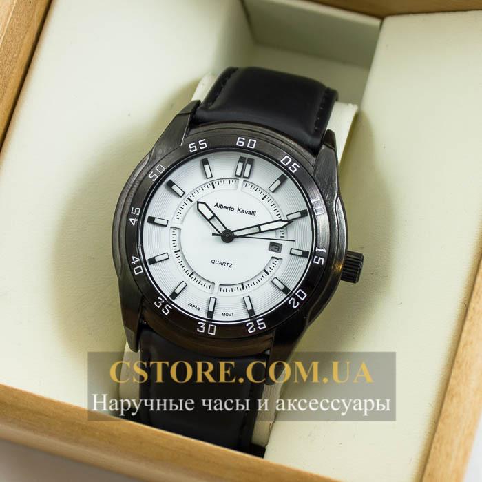 c9db477a Мужские оригинальные часы Alberto Kavalli black white 04632-9140, цена 880  грн., купить в Киеве — Prom.ua (ID#447682455)