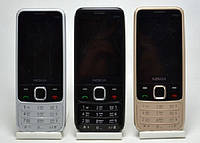"""Мобильный телефон Nokia 6700+ на 2 сим карты с большим 2,8"""" экраном"""