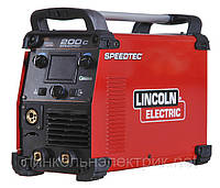 SPEEDTEC 200C сварочный инвертор LINCOLN ELECTRIC