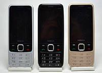 "Телефон Nokia 6700+ 2 Sim металлический корпус большой экран 2,8"" дюйма"