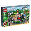 Пластмассовый конструктор LEGO Creator Карусель (10244)