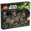 Пластмассовый конструктор LEGO Star Wars Деревня Эвоков (10236)
