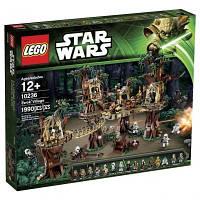 Пластмассовый конструктор LEGO Star Wars Деревня Эвоков (10236), фото 1