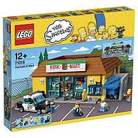 Пластиковый конструктор LEGO Simpsons Магазин На скорую руку (71016), фото 1