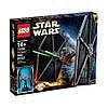 Пластиковый конструктор LEGO Star Wars TIE Fighter (75095)
