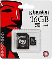 Micro SDHC 16Gb Kingston (SDC4/16GB)