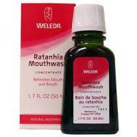 Зубной эликсир Ратания Weleda, 30 мл
