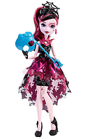 Кукла Дракулаура Танец без страха Monster High Welcome To Monster High Dance The Fright Away Draculaura Doll