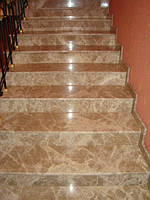 Лестницы мраморные Харьков 0201