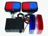 Стробоскоп TYPE R 714 синие и красные стёкла