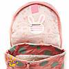 Рюкзак Зайчик розовый, фото 3