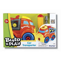 Конструктор Build & Play Транспортер Keenway
