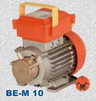 Пищевой насос Rover Pompe BE-M 10  бронзовый корпус