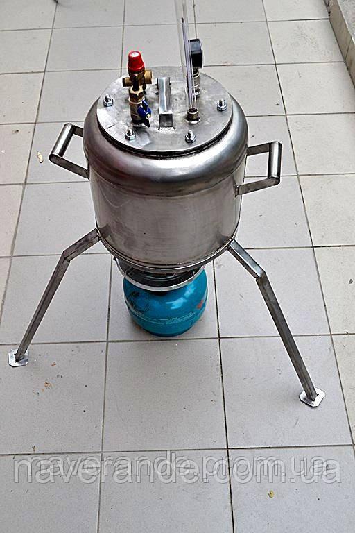 Автоклав бытовой для консервирования походный МАТ-3-07