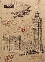Еко-блокнот «Лондон». Формат А5
