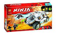 """Конструктор Bela Ninja  """"Внедорожник титанового ниндзя"""" 362 деталей"""