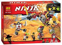 """Детский конструктор Bela Ninja  """"Робот Ронина"""" 454 деталей"""