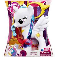 Большая игрушка Принцесса Селестия Мой маленький Пони - Princess Celestia, My Little Pony, 20 CM, Hasbro