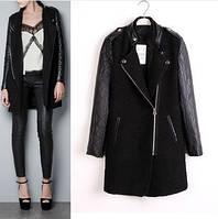 Демісезонне пальто.Жіноче осіннє пальто., фото 1