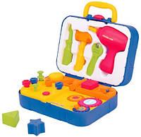Детская игрушка Набор для ролевых игр - МАЛЕНЬКИЙ СТОЛЯР (звук)