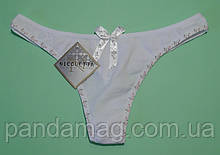 Трусики женские стринги Nicoletta 44738