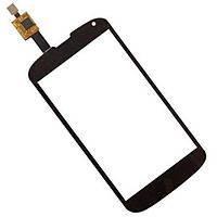 Сенсор (Touch screen) LG E960 Nexus 4 черный