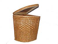 Угловая корзина для белья, фото 1