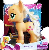 Большая игрушка Эпплджек, Мой маленький Пони - Applejack, My Little Pony, 20 CM, Hasbro