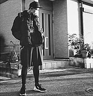 Черные кроссовки Y-3 By Yohji Yamamoto, фото 1