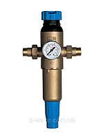 Промывной фильтр для воды Ecosoft F-M-S1/2HW-R с регулятором давления