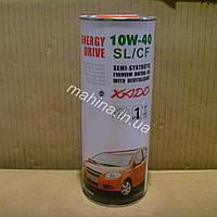 Масло моторное ХАДО 10W40 1L Масло моторное  ATOMIC SL/CF
